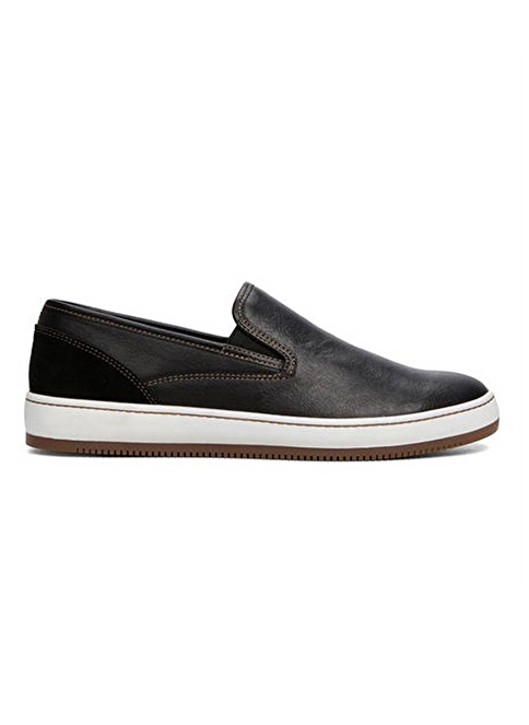 Aldo %100 Deri Sneakers Ayakkabı Siyah